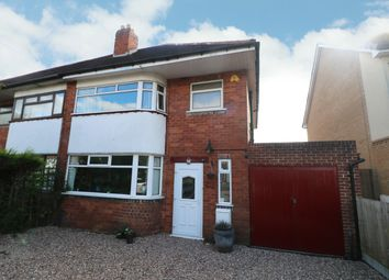 Thumbnail 3 bed semi-detached house for sale in Shawhurst Lane, Hollywood, Birmingham