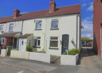 Thumbnail 2 bed end terrace house for sale in Cemetery Road, Cannock