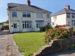 Thumbnail 4 bed semi-detached house for sale in Pinewood Terrace, Baglan, Port Talbot