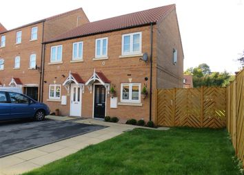 Thumbnail 2 bed property to rent in Canalside View, Kilnhurst, Mexborough