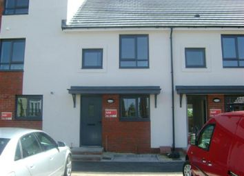 Thumbnail 2 bed terraced house to rent in Alicia Way, Newport, South Wales.