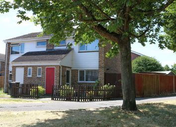 Thumbnail 3 bed semi-detached house for sale in Evenlode Close, Grove, Wantage