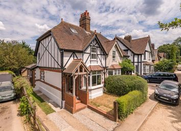 Thumbnail 3 bed semi-detached house for sale in Mint Lane, Lower Kingswood, Tadworth, Surrey