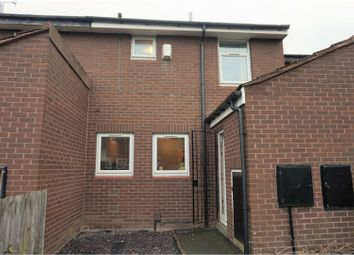 Thumbnail 3 bedroom terraced house for sale in Flaxton Close, Leeds