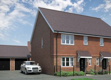 "Thumbnail 3 bed property for sale in ""The Leith"" at Reigate Road, Hookwood, Horley"