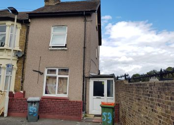 Thumbnail 3 bed end terrace house for sale in Trevelyan Road, Stratford, London