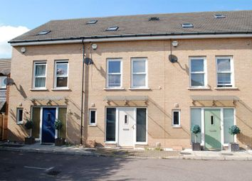 Thumbnail 3 bed terraced house for sale in Wood Avenue, Purfleet