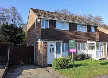Thumbnail 3 bed semi-detached house for sale in Corinna Gardens, Dibden, Southampton