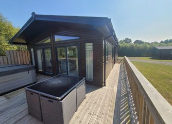 Thumbnail 2 bed lodge for sale in Perlethorpe, Newark