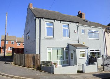 Thumbnail 4 bedroom terraced house for sale in Low Hogg Street, Trimdon Colliery, Trimdon Station