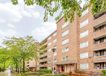 Thumbnail 3 bed flat for sale in Boundary Road, Swiss Cottage, London