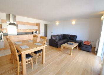 Thumbnail 1 bed flat to rent in Becquerel Court, West Parkside, London