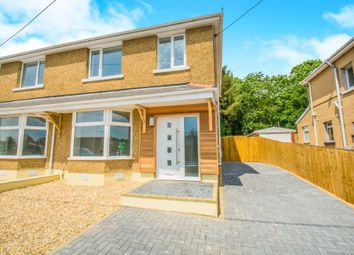 Thumbnail 3 bedroom semi-detached house for sale in Hollybush Villas, Church Village, Pontypridd