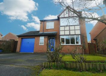 Thumbnail 4 bed detached house for sale in Darcey Lode, Didcot