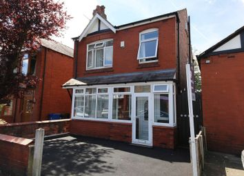 Thumbnail 3 bed detached house for sale in Knowsley Road, Beech Hill, Wigan