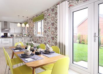 "Thumbnail 4 bed detached house for sale in ""Dukeswood"" at Arrowe Park Road, Upton, Wirral"