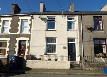 Thumbnail 2 bed terraced house for sale in Ffordd Clynnog, Penygroes, Caernarfon
