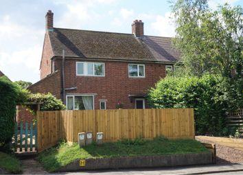 Thumbnail 3 bed semi-detached house for sale in Wheatsheaf Lane, Long Bennington