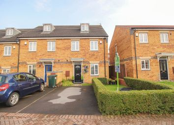 Thumbnail 3 bed property for sale in Gibsons Court, Blaydon-On-Tyne