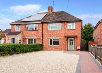 3 bed semi-detached house for sale in Lambourne Crescent, Bicester OX26