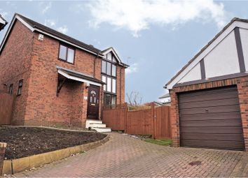 Thumbnail 4 bed detached house for sale in Markham Croft, Leeds