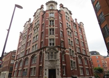 Thumbnail 2 bed flat to rent in Velvet House, Granby Village, Sackville Street