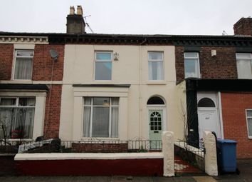 Thumbnail 3 bed terraced house for sale in Lawrence Road, Wavertree