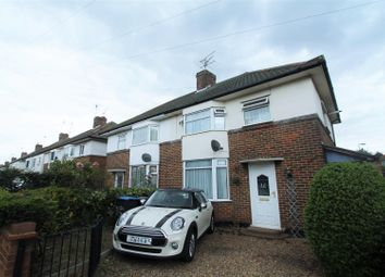 Thumbnail 3 bed end terrace house to rent in Wellfield Road, Hatfield