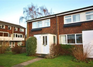 Thumbnail 3 bed end terrace house to rent in Glebe Court, Cross Lanes, Guildford, Surrey
