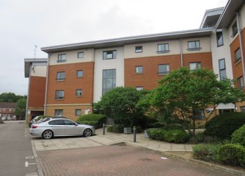 Thumbnail 2 bed flat for sale in West Cotton Close, Southbridge, Northampton