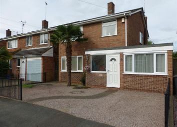 Thumbnail 4 bedroom detached house for sale in Oakleigh Drive, Orton Longueville, Peterborough