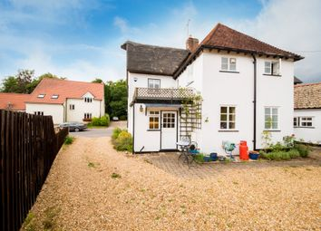 Thumbnail 2 bed semi-detached house for sale in High Street, Fowlmere, Royston