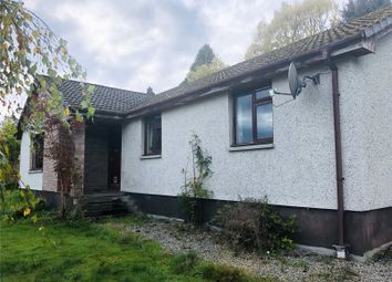 Thumbnail 3 bed bungalow for sale in Dunmore, Beauly, Inverness-Shire