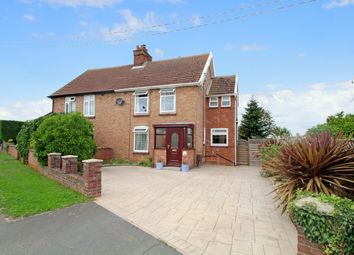 Thumbnail 3 bed semi-detached house for sale in Poplar Hill, Stowmarket