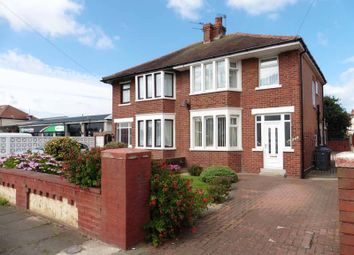 Thumbnail 3 bedroom semi-detached house for sale in Fleetwood Road, Thornton-Cleveleys