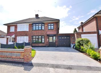 Thumbnail 3 bed semi-detached house for sale in Chelmer Drive, Hutton, Brentwood, Essex