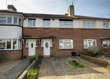 Thumbnail 3 bed terraced house for sale in Turner Road, Broadwater, Worthing, West Sussex