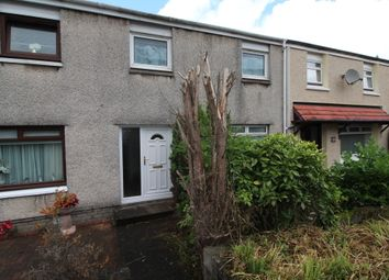 Thumbnail 3 bed terraced house for sale in Asher Road, Chapelhall, North Lanarkshire