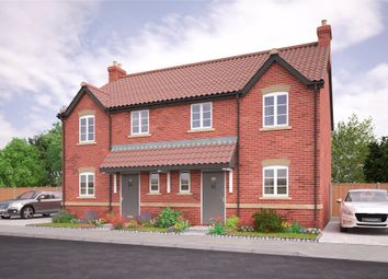 Thumbnail 3 bed semi-detached house for sale in Kings Manor, Chadwick Way