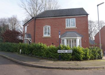 Thumbnail 3 bed detached house for sale in Southey Drive, Tamworth