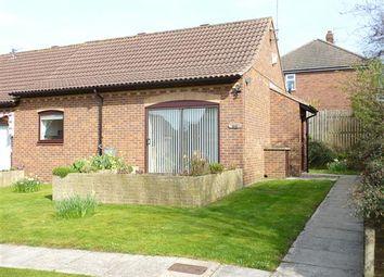 Thumbnail 1 bed bungalow for sale in Clare Court, Cambridge Park Retirement Scheme, Grimsby