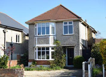 Thumbnail 4 bed detached house for sale in Fernside Road, Oakdale, Poole
