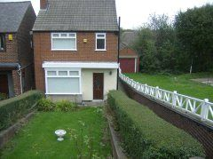 3 bed detached house to rent in Mansfield Road, Intake, Sheffield S12