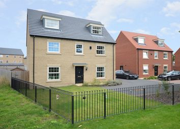 Thumbnail 5 bedroom detached house for sale in Renison Court, Colton, Leeds, West Yorkshire