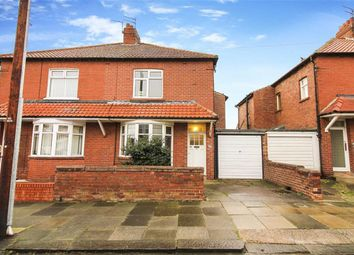 Thumbnail 3 bed semi-detached house for sale in Eastfield Avenue, Monkseaton, Tyne And Wear