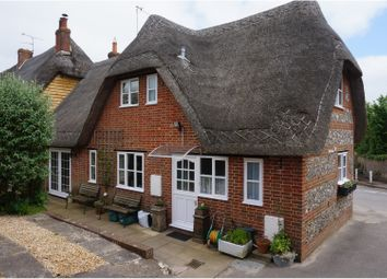 Thumbnail 3 bed semi-detached house for sale in The Cross, Blandford Forum