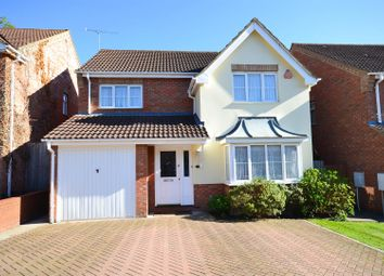 Thumbnail 4 bed detached house for sale in Darlands Drive, Barnet