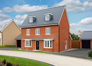 "5 bed detached house for sale in ""Emerson"" at Fen Street, Brooklands, Milton Keynes MK10"