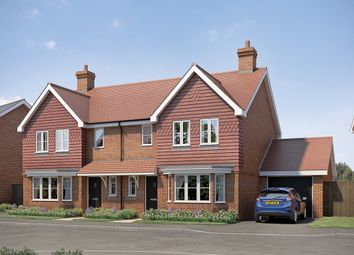 "3 bed property for sale in ""The Stoneham"" at Christie Avenue, Ringmer, Lewes BN8"