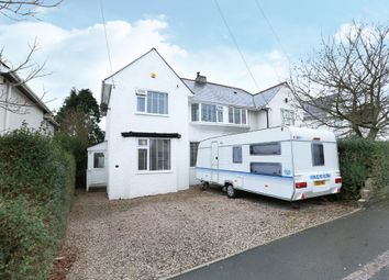 Thumbnail 3 bed semi-detached house for sale in Plymstock Road, Plymstock, Plymouth